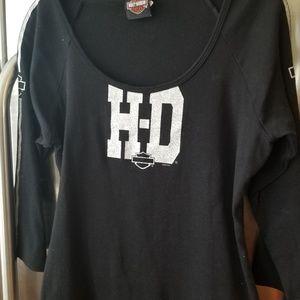 Harley-Davidson tshirt